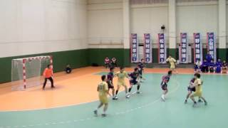 【驚愕!】ハンドボールGK、信じられない超絶スーパーセーブ!Handball Goalkeeper Shimizu miracle super save!!