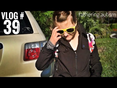 Autism Moms, Onion Goggles, Swinging, & Mail Time | Fathering Autism Vlog