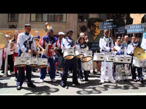 2013 Puerto Rican Parade - Marching Band
