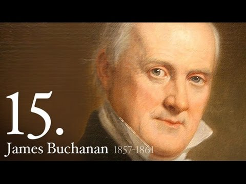 American Presidents Series: James Buchanan