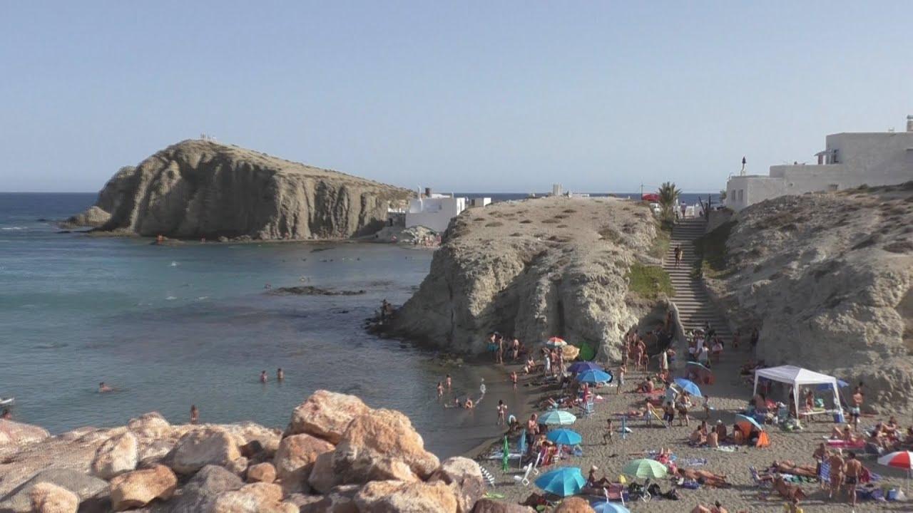 La isleta del moro arr ez y sus playas almer a youtube - La isla dela cartuja ...
