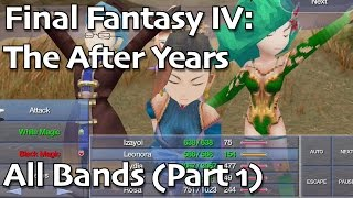 Final Fantasy IV: The After Years iOS - All Bands (1 of 2)