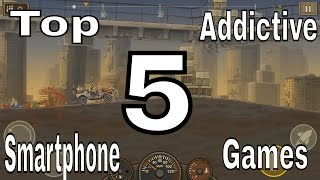 Top 5 Addictive Smartphone Games | Android & iOS | 2016 |