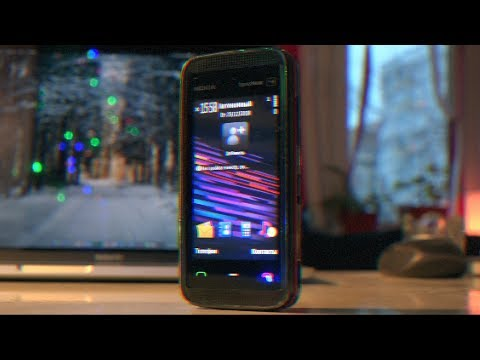 Мой первый смартфон. Nokia 5530 XpressMusic.