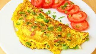 easy omelet
