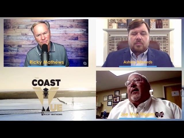 Joe Max Higgins & Ashley Edwards both join the conversation on Coast Vue with Ricky Mathews.