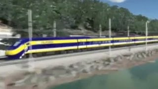 Is High-Speed Rail A Fantasy? Adrian Moore and Wendell Cox Discuss CA