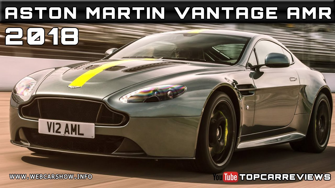 ASTON MARTIN VANTAGE AMR Review Rendered Price Specs Release - Price of an aston martin