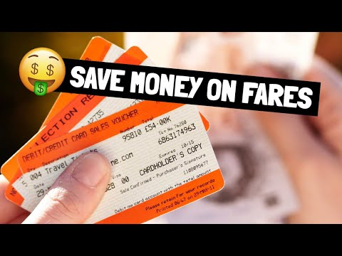 How To Buy Cheap Train Tickets - MY TOP SIX TIPS!