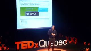 La transparence radicale: Christian Chalifour at TEDxQuebec
