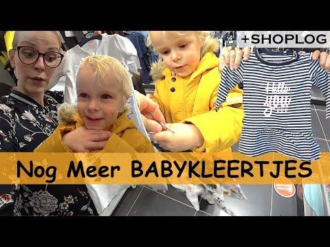 SCHATTiGE BABYKLEERTJE GEKOCHT | Bellinga Family Vlog #799