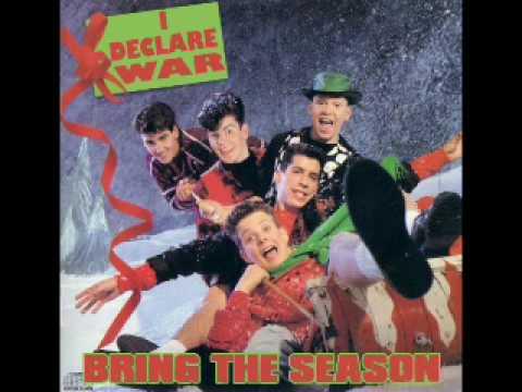 I Declare War - Bring the Season (EP)