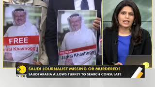 Gravitas: CCTV Footage In Missing Saudi Journalist Case