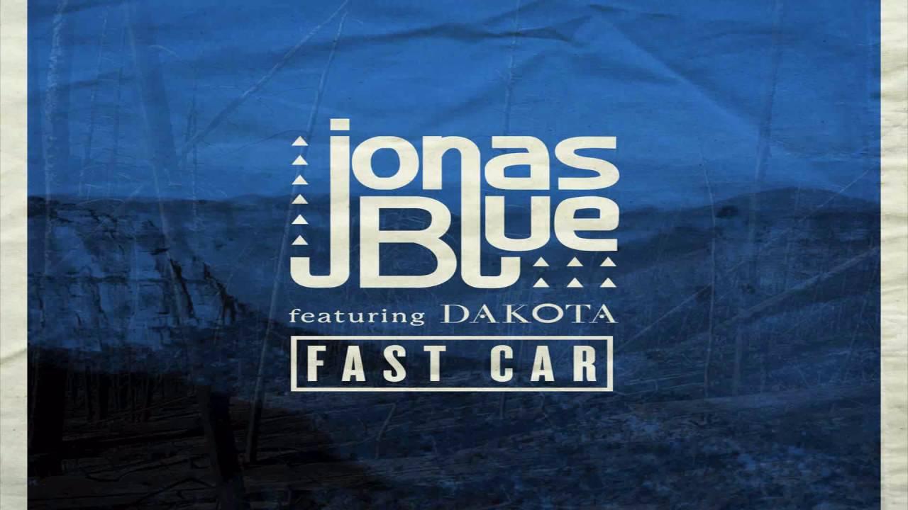 Album Cover Fast Car Remix