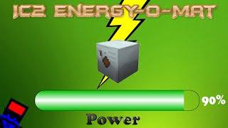 IC2 Energy O Mat