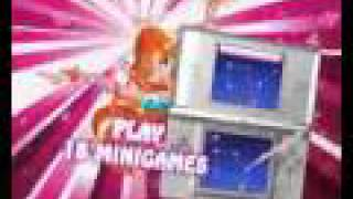 Winx Club Believix En Que Nintendo DS[Video Promocional]