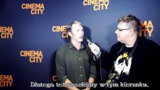 BzikWywiad | Mads Mikkelsen interview, русские субтитры
