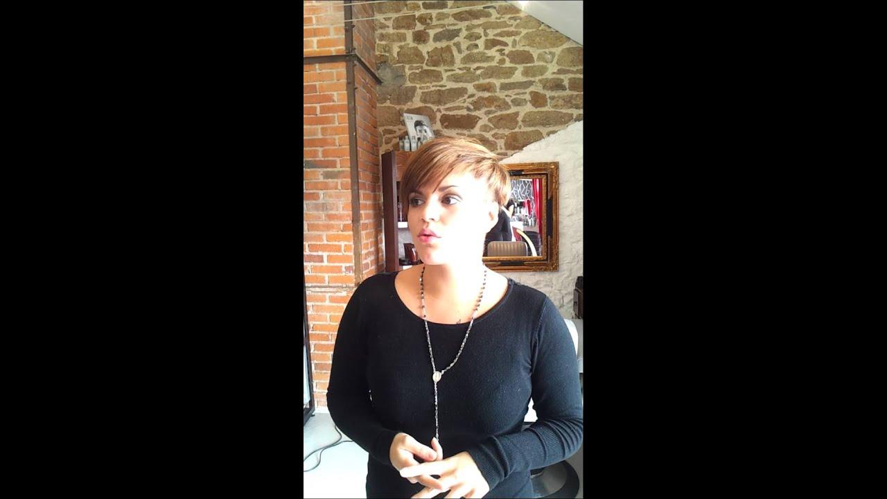 salon de coiffure l'atelier du port brest - YouTube