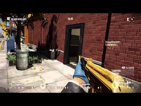 PayDay2 perfect heist  