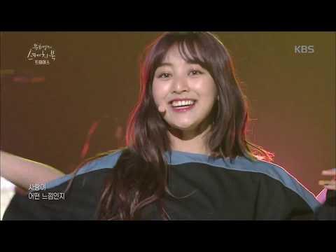 유희열의 스케치북 Yu Huiyeol's Sketchbook – 트와이스 – What is Love?. 20180414