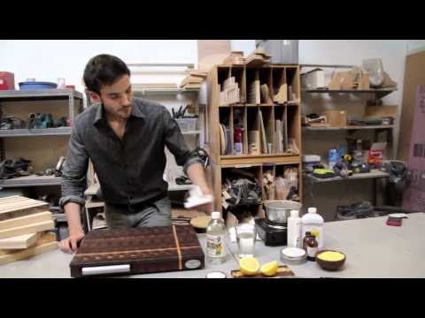 Krrb Presents Quicks Tips: How to Clean a Cutting Board