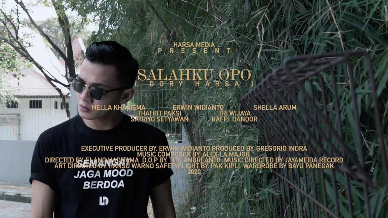 Dory Harsa - Salahku Opo [OFFICIAL]