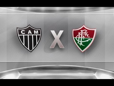 Atletico Mg 3 X 2 Fluminense 21 10 2012 Youtube