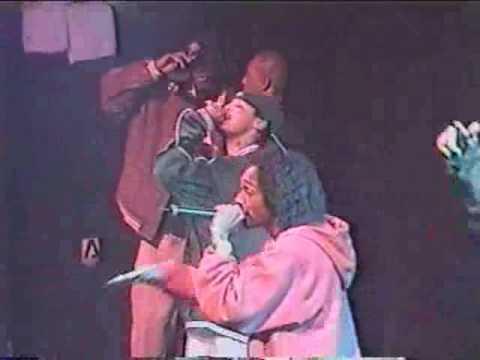 Bone Thugs-N-Harmony - Mo Murda (live)