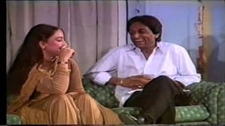 GHAR AYI BHARJAI (PAKISTANI PUNJABI COMEDY STAGE DRAMA) PART 4/7