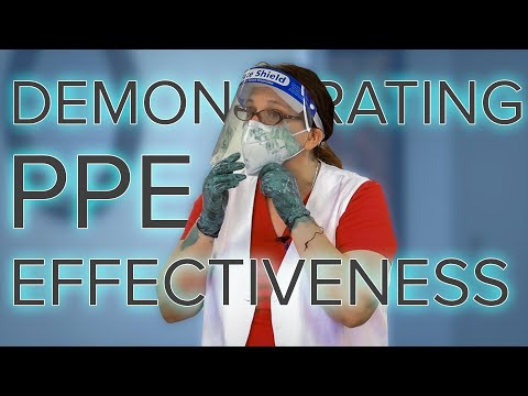 How to Wear Personal Protective Equipment(PPE)