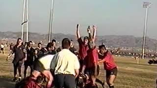 Belmont Shore Rugby vs. Hayward 2001 Las Vegas Tournament Final