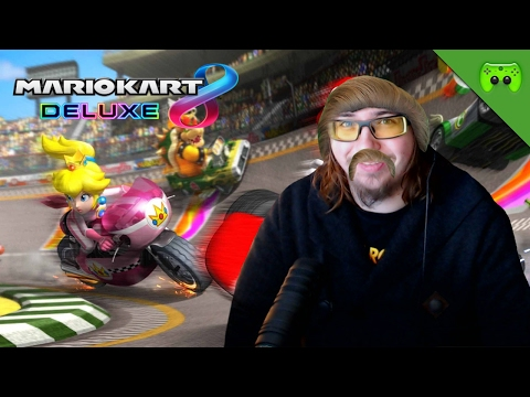 DHALUS NEUE FRISUR 🎮 Mario Kart 8 Deluxe #24