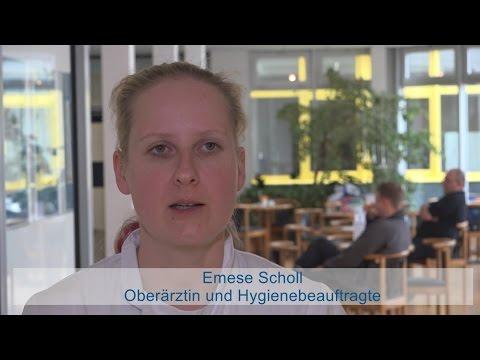 hygiene im krankenhaus - acura kliniken albstadt - youtube