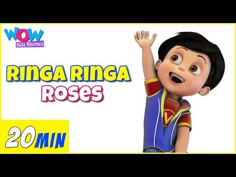 ringa-ringa-roses-(ring-around-the-rosie)-|-kids-songs-|-baby-songs-|-vir-|-wow-kidz-rhymes