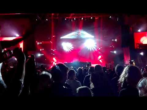 Paul Kalkbrenner playing 'Sky And Sand' live @Budapest Park Hungary 09.08.2017