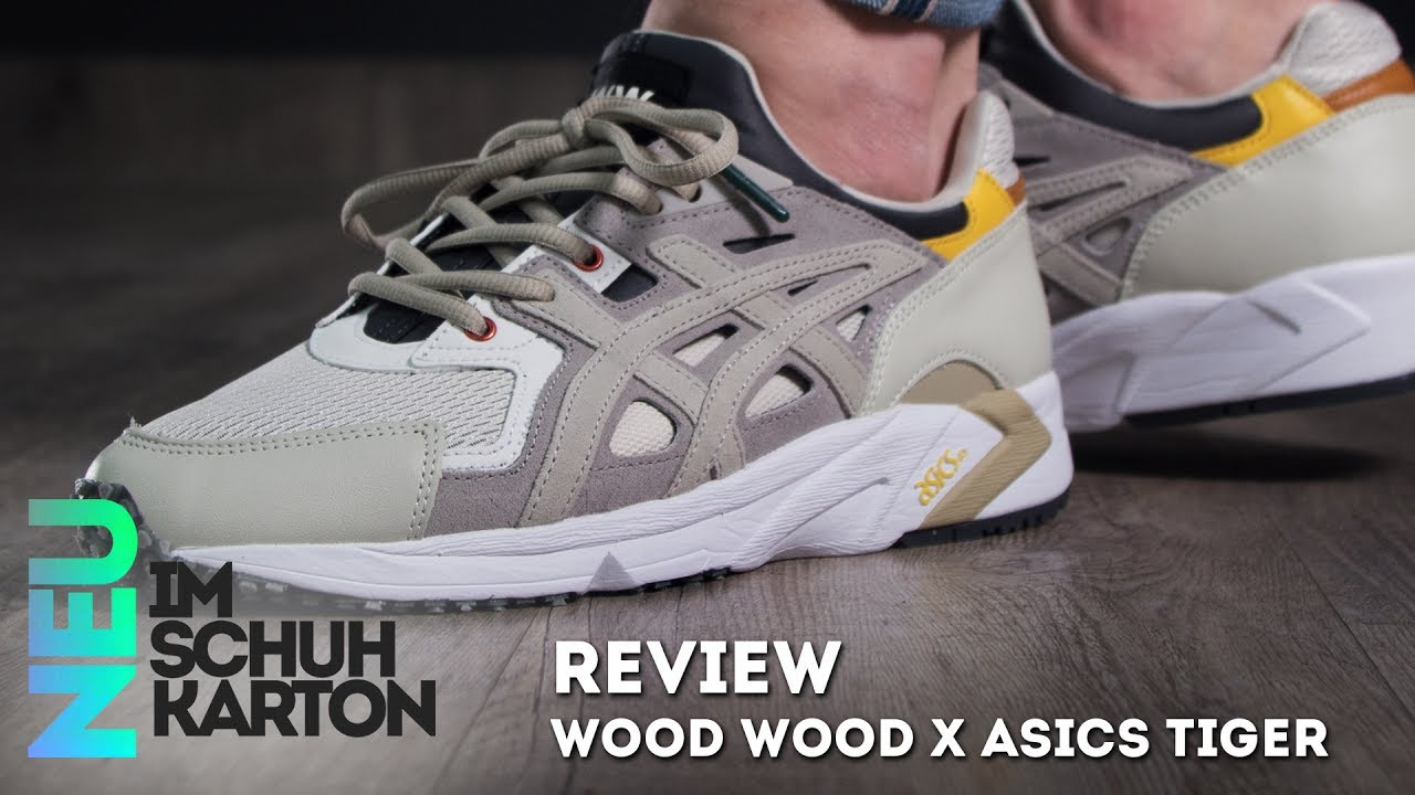 d127a36f Wood.Wood. x Asics Gel DS Trainer vers2 | Review