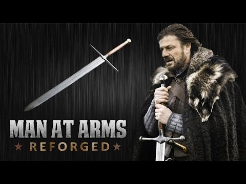 Ice - Game Of Thrones - MAN AT ARMS: REFORGED