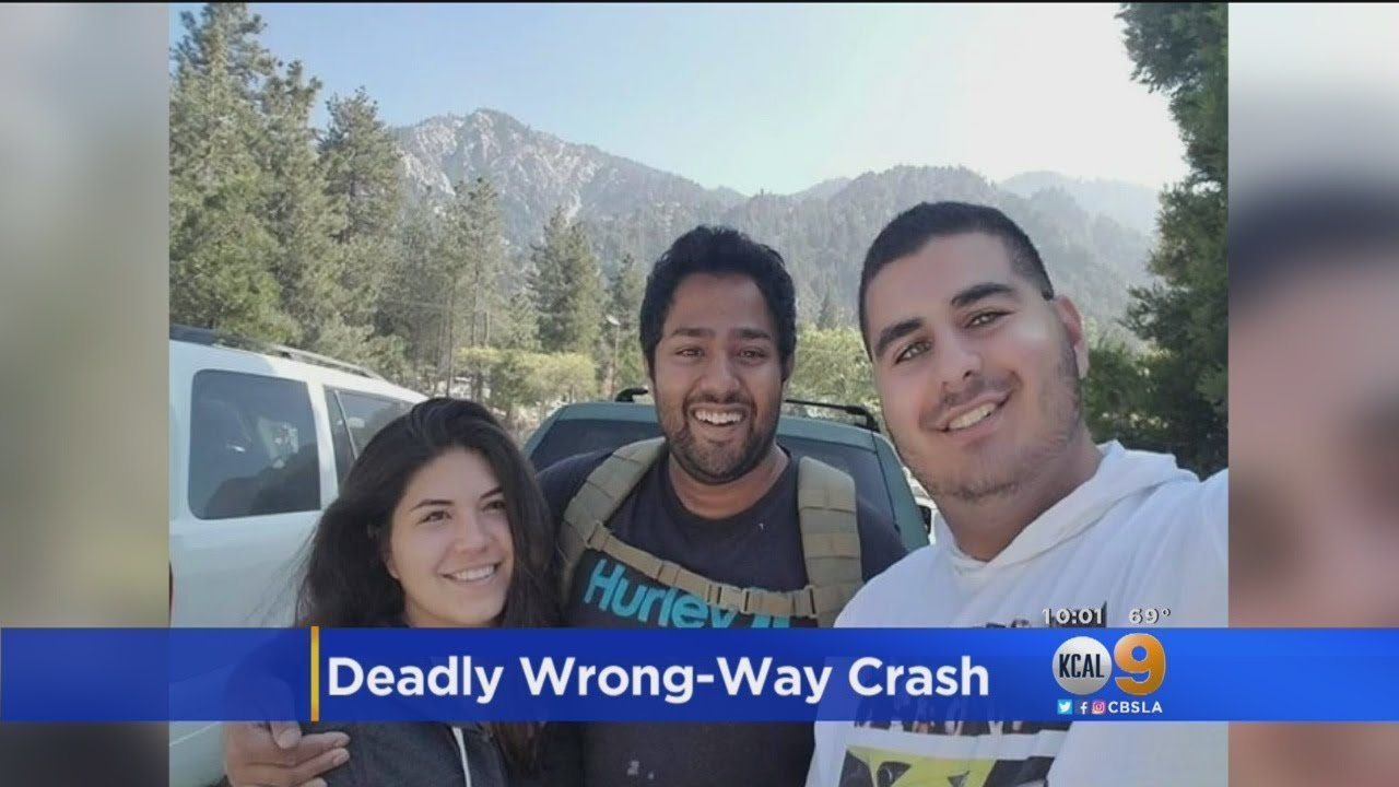 Deadly Wrong-Way Crash In Riverside