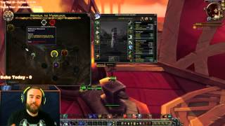 Bajheera - Legion ARMS WARRIOR Artifact Weapon Talents - WoW Legion Alpha Info