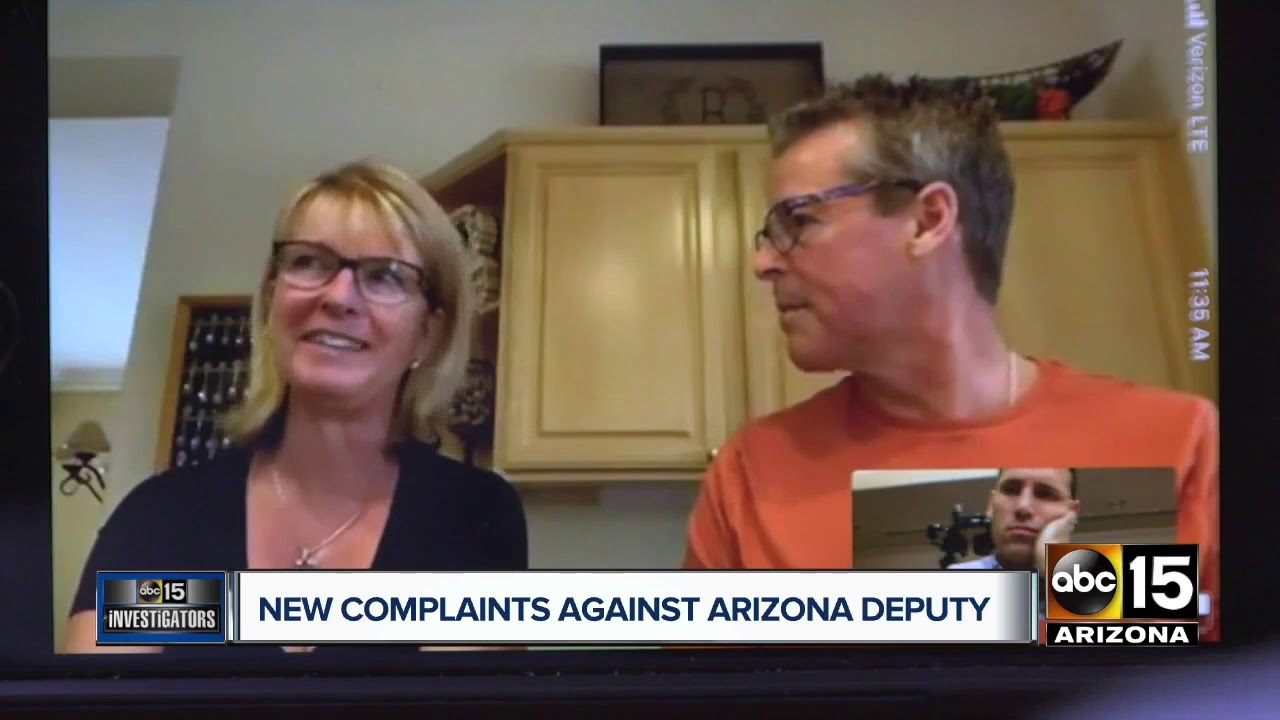 Couple claims they were unlawfully held by La Paz deputy, comes forward after ABC15 report