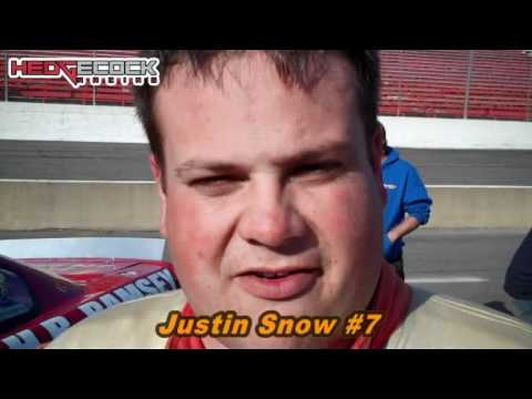 Justin Snow Interview at South Boston