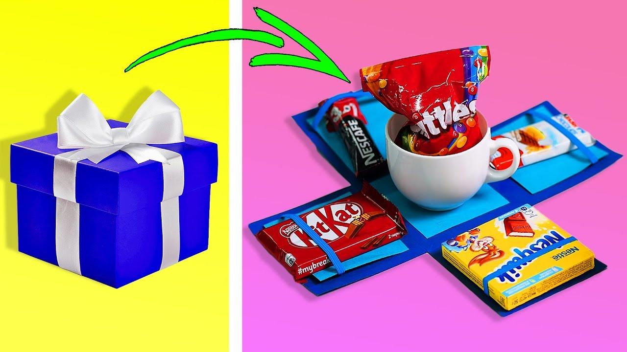 25 Brilliant Last Minute Gift Ideas Youtube