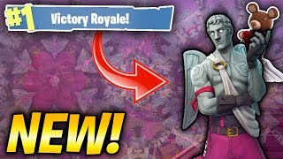NEW CUPID SKIN IN FORTNITE! VALENTINES DAY UPDATE! (Fortnite Battle Royale Livestream)