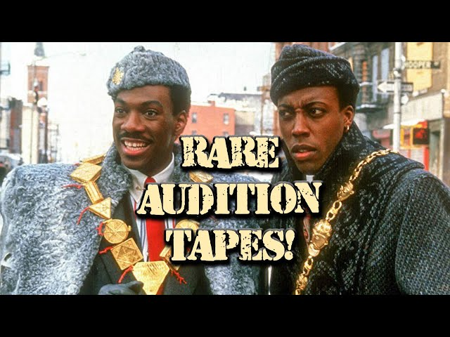 Rare 1987 Audition Tapes for Fresh Peaches and Sugarcube - Coming To America