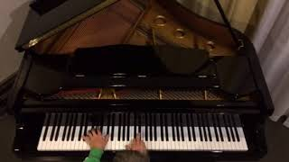 My Little Buttercup - Piano
