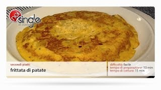 Cooking | Frittata di patate
