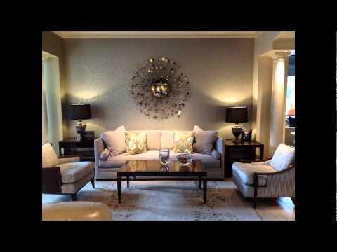 IDEAS FOR LIVING ROOM WALLS
