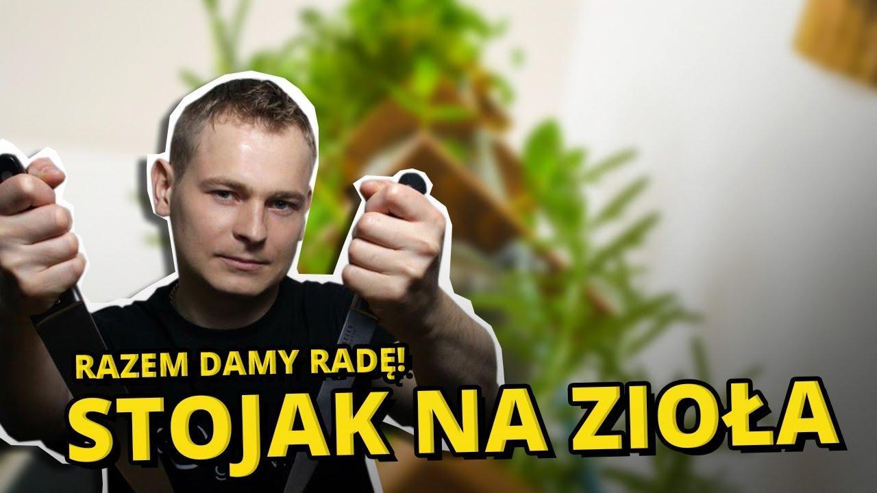 Jak zrobić stojak na zioła - Razem Damy Radę (Piotr Ogiński)