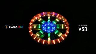 BLACK RGB Light Modes / V5B