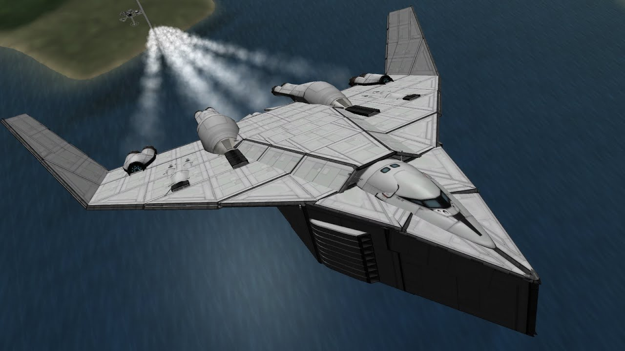 ksp space shuttle craft - photo #30